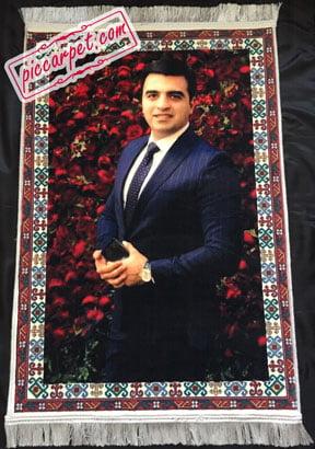 تابلو فرش نمادی از فرهنگ ایرانی به عنوان بهترین سوغات برای خارجی ها